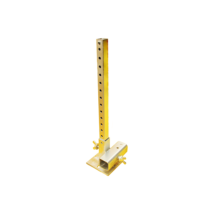 ADJUSTABLE I BEAM BRACKET